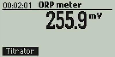 mini titrator so2 orp mv meter