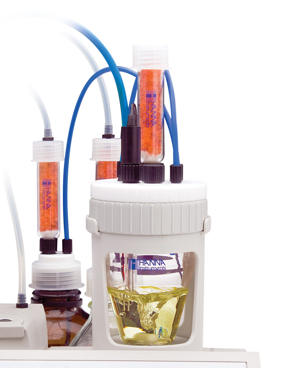 Titrant and Solvent System